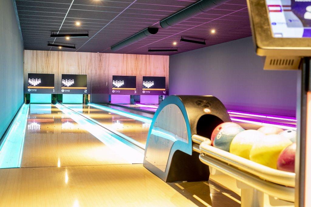 Bowlingbanen in Assen