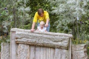 Buiten spelen tijdens je kinderfeestje